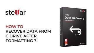 Recover Data from C Drive After Formatting