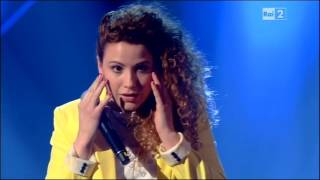 "Aceti Clara -  Come mai ""Max Pezzali"" - The Voice Of Italy 2016 (Blind Auditions)"