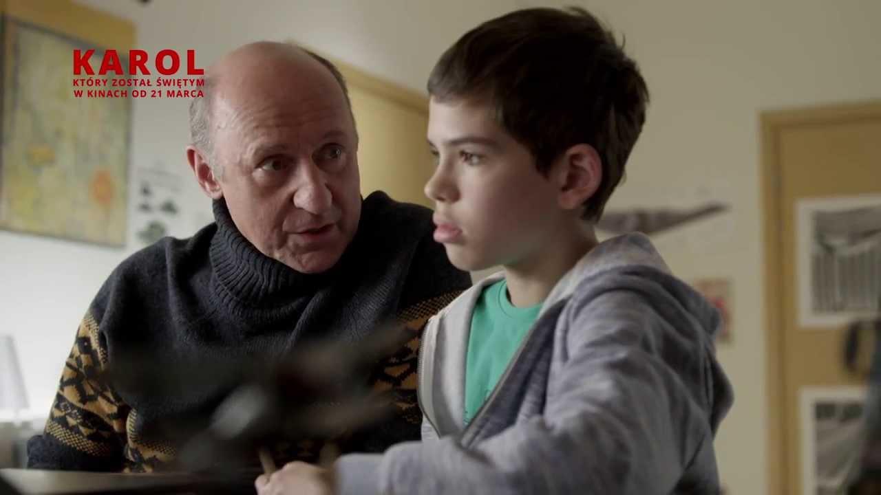 KAROL, KTÓRY ZOSTAŁ ŚWIĘTYM - oficjalny zwiastun filmu (HD, 1080p)