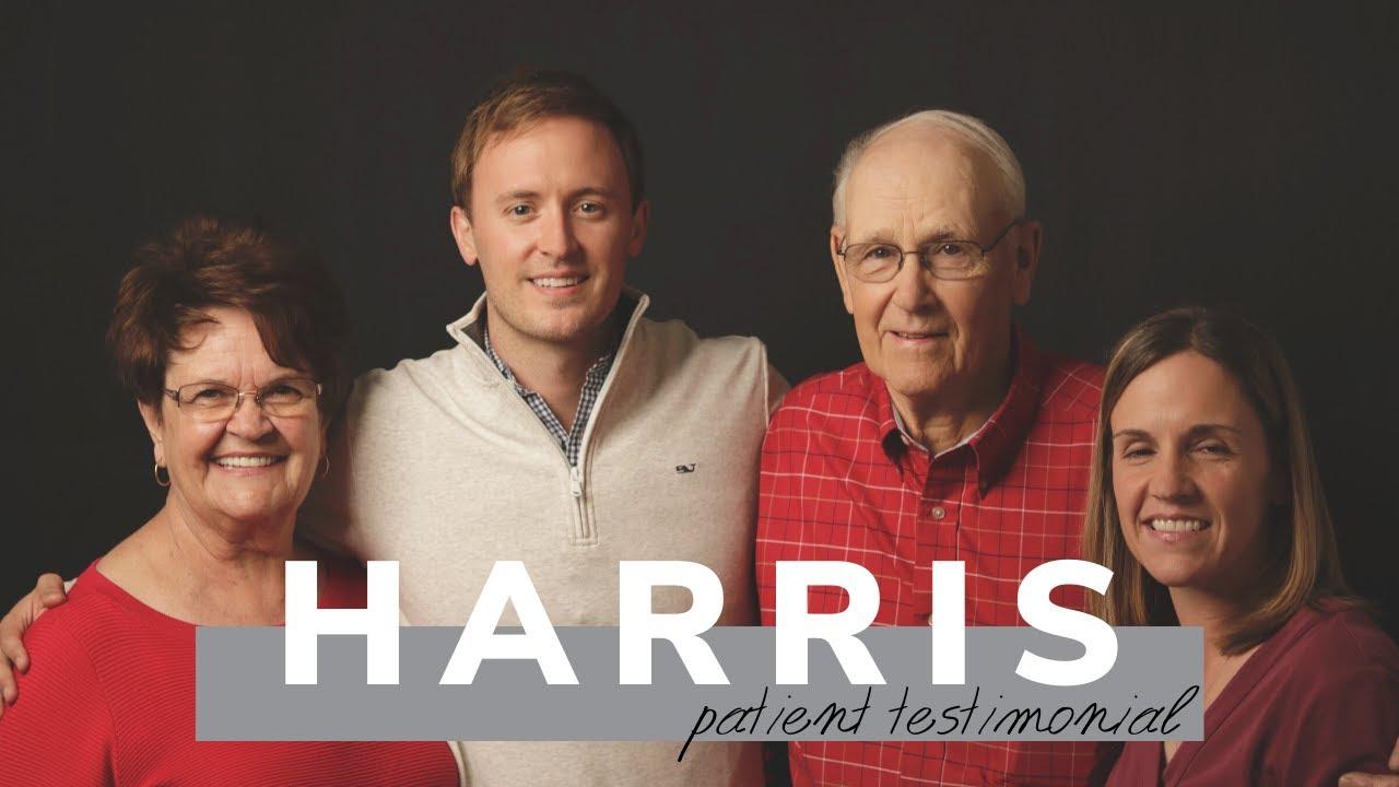 Patient Testimonial- Harris