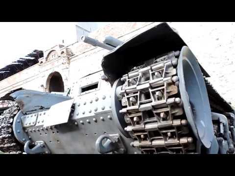 KALEMEGDAN: MILITARY MUSEUM (BELGRADE, SERBIA)