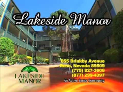 Lakeside Manor Retirement – A Senior Living Community