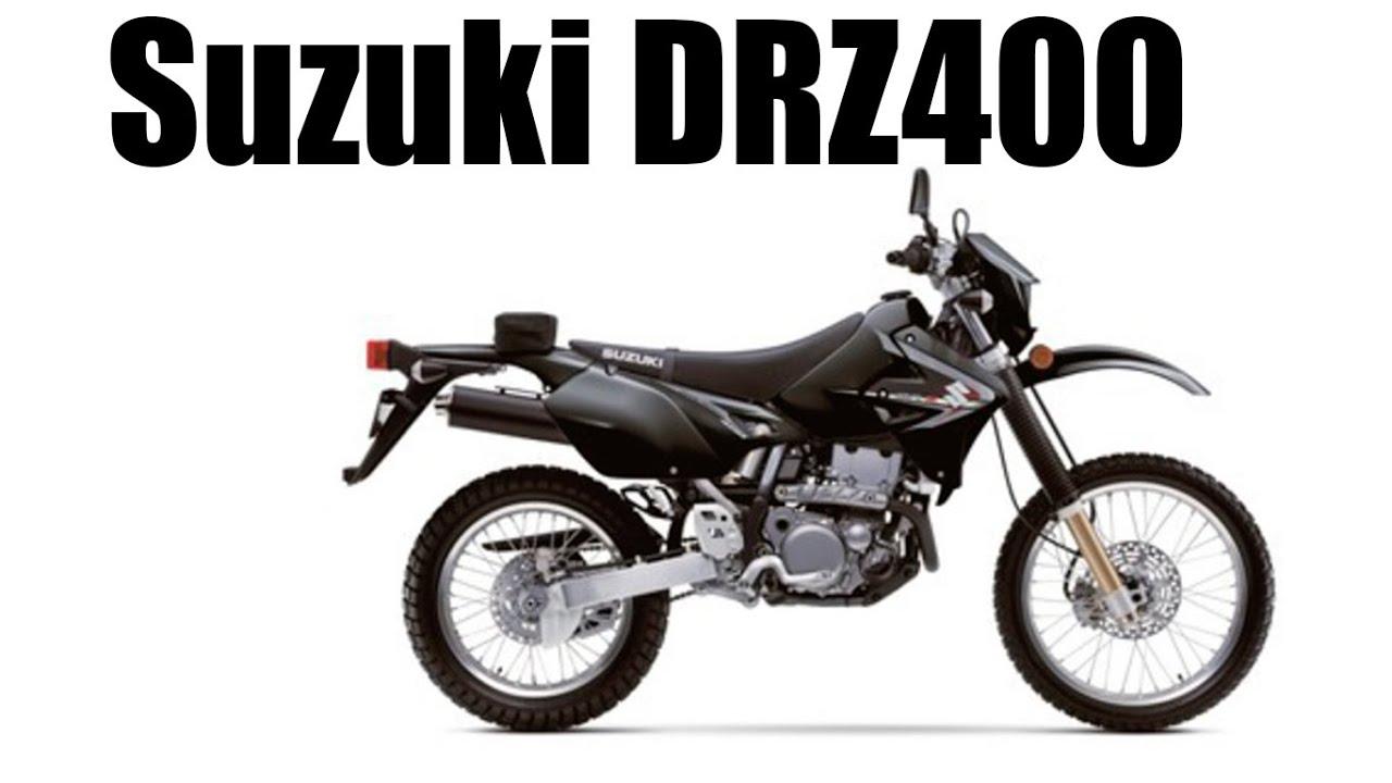 suzuki drz400 full review