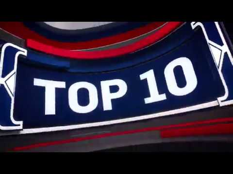NBA Top 10 Plays of the Night   February 28, 2019
