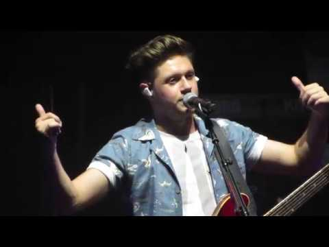 Niall Horan - Introducing The Band - Orpheum Theatre Boston 11/3/17