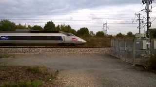 TGV LILLE-PARIS
