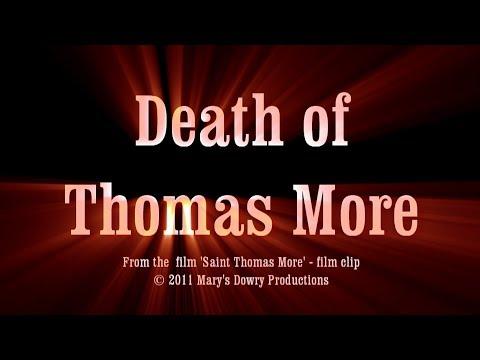 Death Of Thomas More, Tudor, Catholic English Martyr - Film Clip
