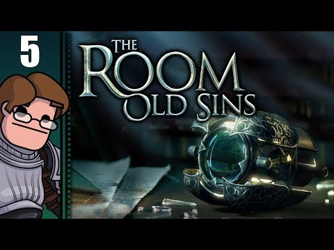 Let's Play The Room: Old Sins Part 5 - The Maritime Room