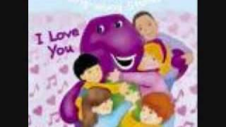 Barney Dinosaur No Imagination