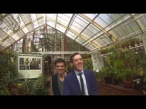Welcome to Leiden University! (Go pro video)