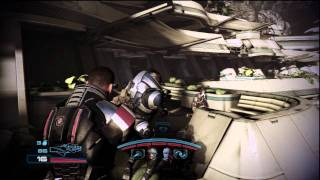 MASS EFFECT 3 Gameplay [HD] FR PS3
