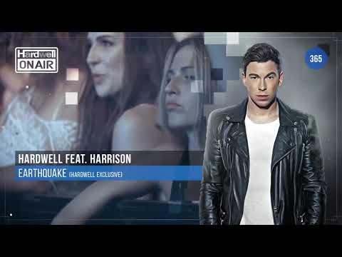 Hardwell FEAT Harrison - Earthquake (  Hardwell Exclusive )