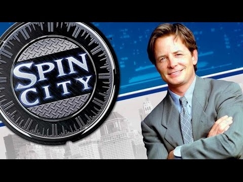 Spin City - The Making Off