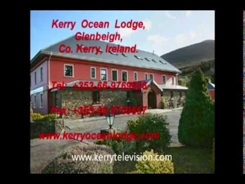 Kerry Ocean Lodge Glenbeigh, Co.Kerry, Eire