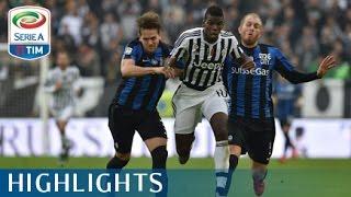 Juventus - Atalanta 2-0 - Highlights - Matchday 9 - Serie A TIM 2015/16
