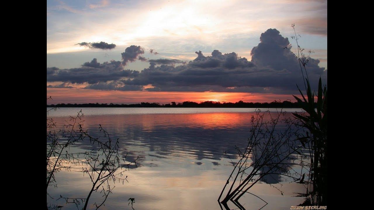 Atardecer en El Amazonas . Laguna Suarez . TRINIDAD Beni Bolivia - YouTube