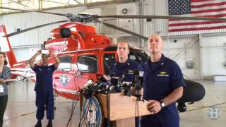 Search for survivors of El Faro cargo ship that disappeared during Hurricane Joaquin