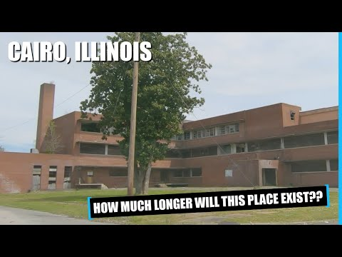 The Saddest Town in America: Cairo, Illinois 4K