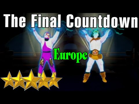 🌟  The Final Countdown - Europe   Just Dance 4 🌟
