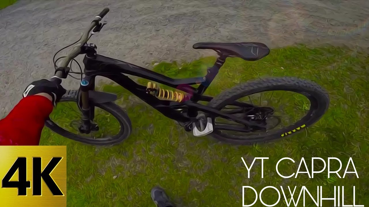 ab363329779 Testing the YT Capra CF PRO RACE With Öhlins TTX 22M | Making Mountainbike  Memories #2