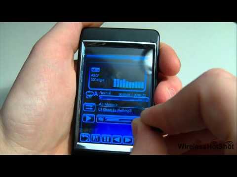 Pyrus Electronics PMP-2080 MP5 Player Review (Black 4GB)