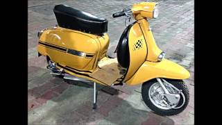 classic scooters  / old british bikes  for sale