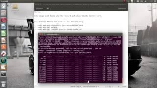 Java 8 auf Linux Ubuntu Installieren