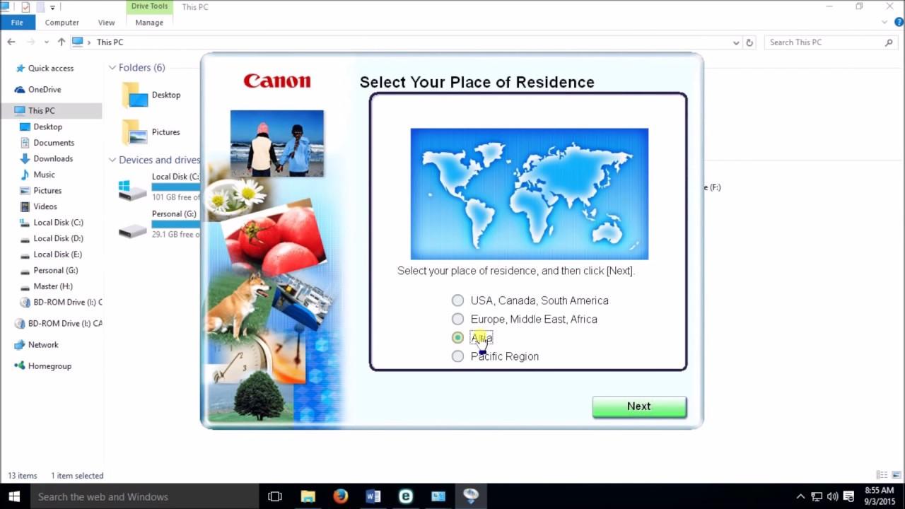 Tutorial: Cara Install Printer Canon IP2770 di Windows 10/8.1 ...