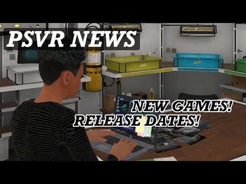 VERY GOOD PSVR NEWS! Another Classic PSVR Game Is Getting A Sequel! Release Dates! thumbnail