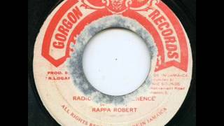 Rappa Robert - Radio With A Difference [Gorgon Record]