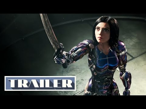 ALITA: BATTLE ANGEL Trailer (2019) – From The Creators Of Avatar And Titanic – Action Movie