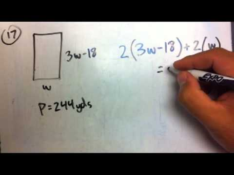 7-2 Solving Equations with Grouping Symbols