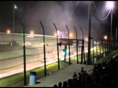 USRA Iron Man Feature at Deer Creek Speedway on 07/26/2012