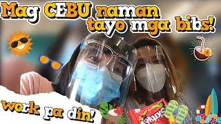 Bibs vlog goes to CEBU!
