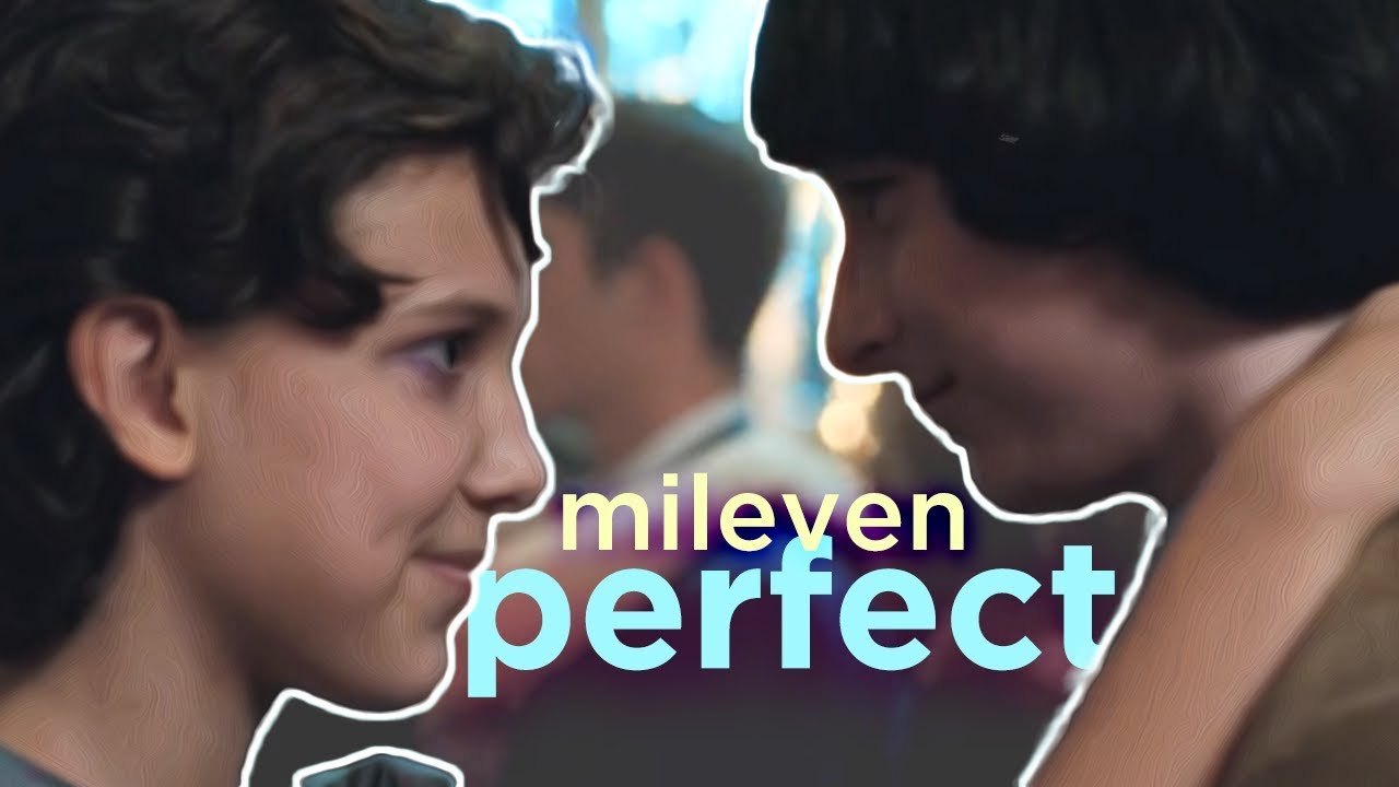 Mike x Eleven  Perfect  Stranger Things 2  YouTube