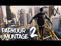 WATCH DOGS 2: EXTREME PARKOUR WITH RAREST ANIMATIONS IN THE GAME!! (WD2 Parkour Montage 2)