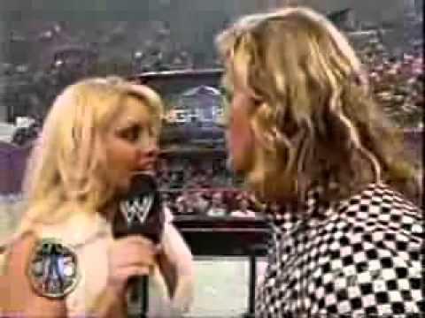WWE Raw Highlight Reel Y2J & Trish Stratus