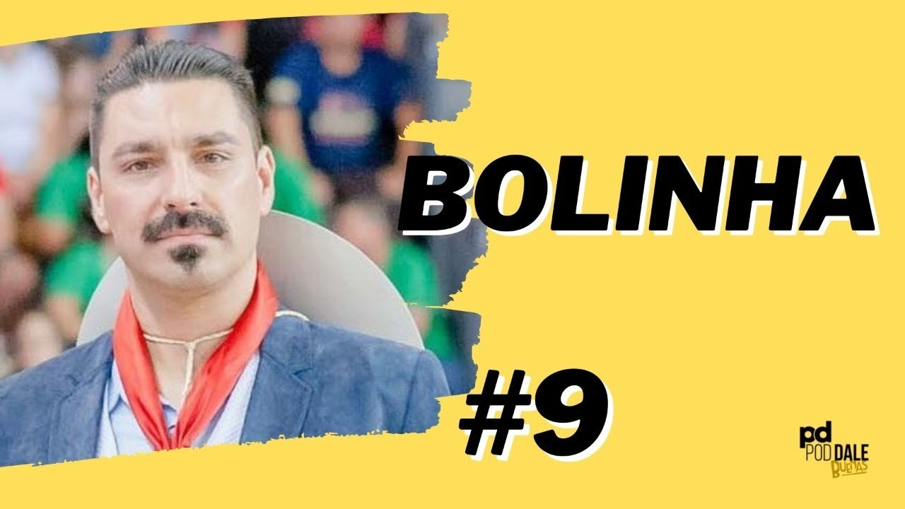 "PodDale! #9 - Rodrigo Guterres ""Bolinha"""