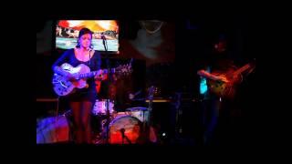 Gemma Ray - Make it happen (Live @ Ex-Wide, Pisa, 24th November 2012)