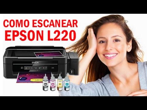 como-escanear-impresora-epson-l220-|-escanear-epson-l220