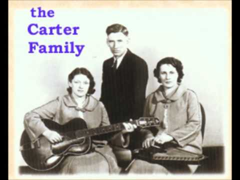 The Original Carter Family - 23 February 1932.