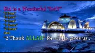 Eid Mubarak best Wishes, Greetings, SMS, Quotes, images, Whatsapp Video
