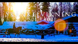 S01 | A02 - Skänkelvikning | Blueheart digital clinic