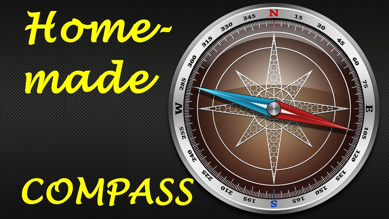 how to know direction of house without compass