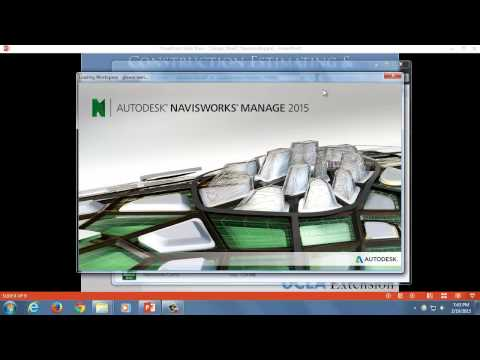 UCLA Week 7 Lecture   Navisworks Detailed Takeoff