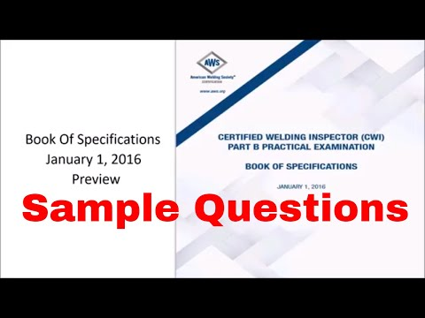 CWI New AWS Part B Sample Questions And How To Find The