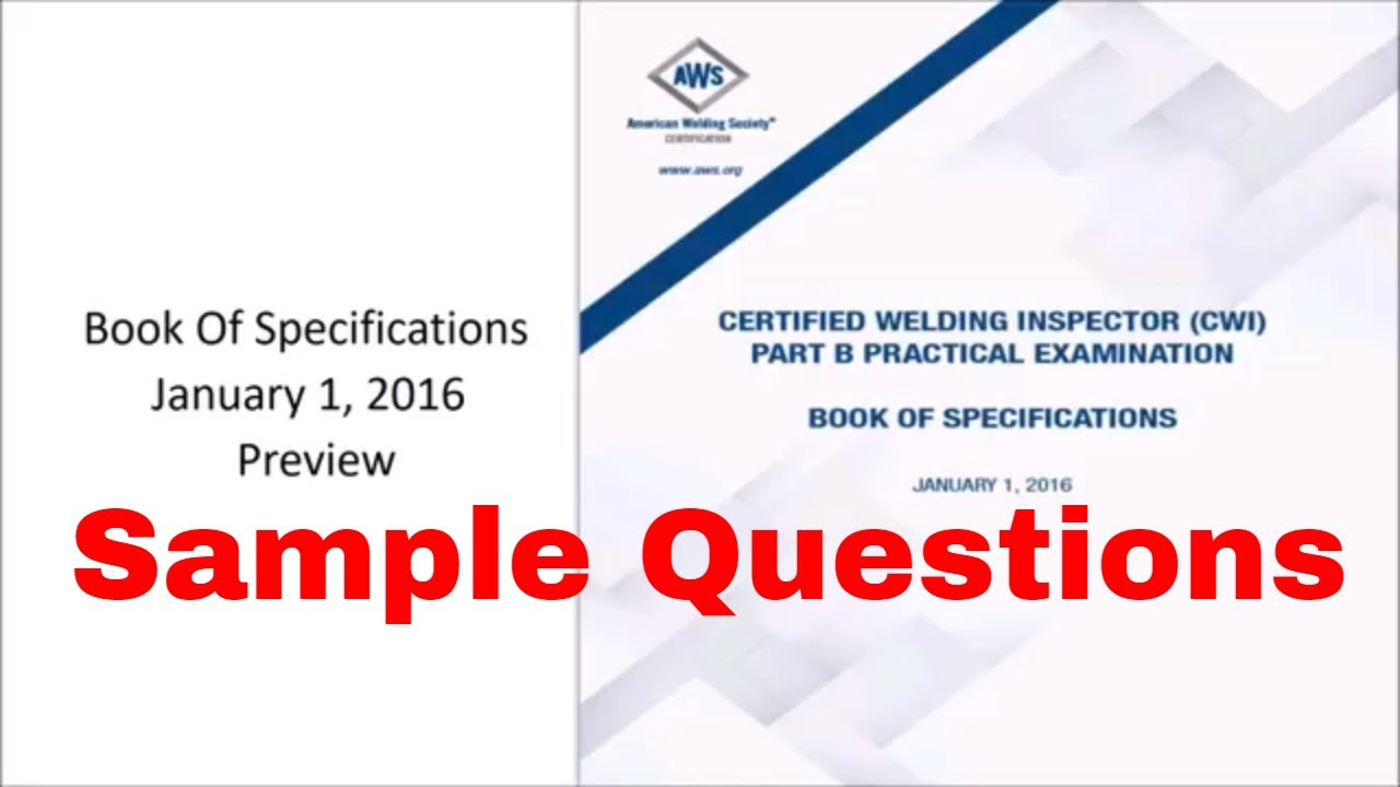 CWI New AWS Part B Sample Questions And How To Find The Answers