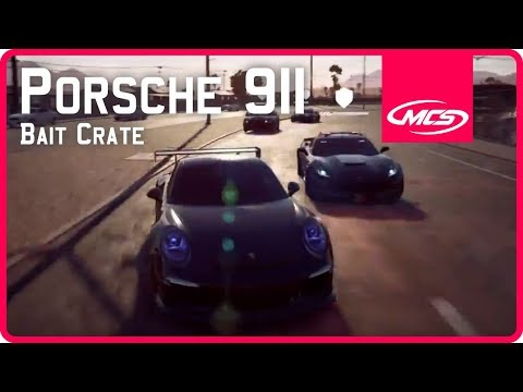 What happened to Bait Crates? // Porsche 911 // Need for Speed Payback