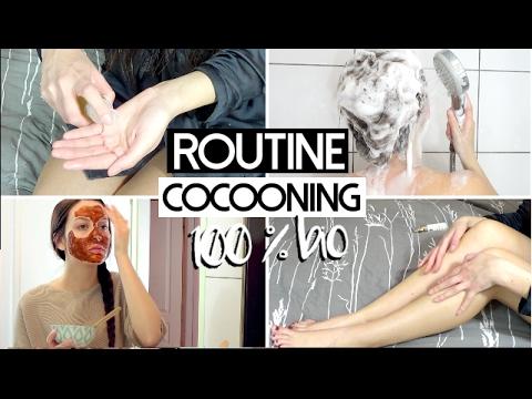 ROUTINE COCOONING 100% BIO ET NATURELLE