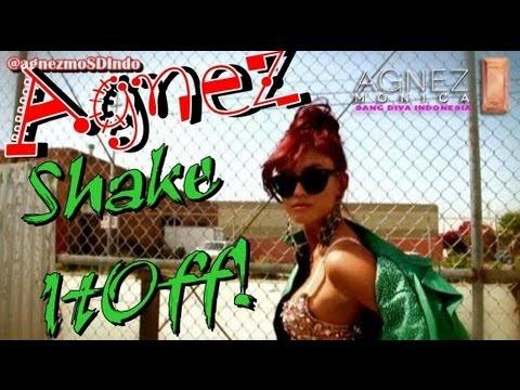 Agnes Monica Shake It Off To The Dance Floor